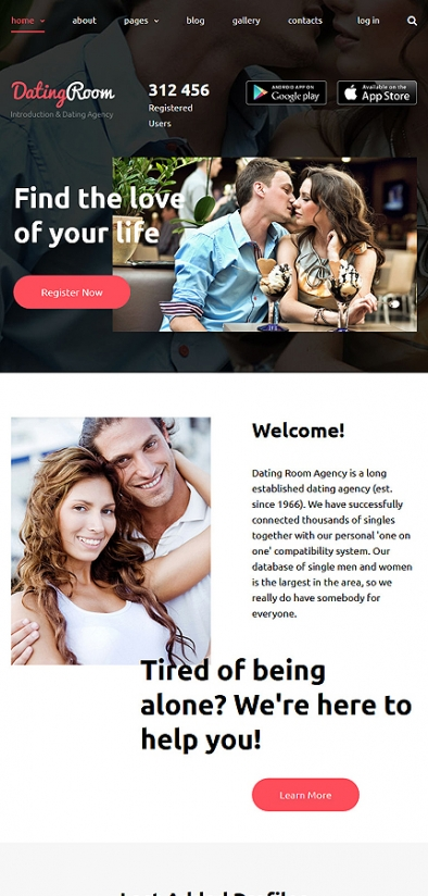 dating svetaines